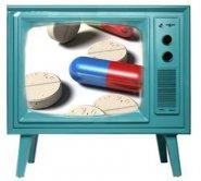 Реклама лекарственных средств на ТВ по итогам I полугодия 2013 г.   Helicopter view