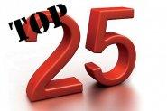 ТОП-25 препаратов по объему продаж за 1 полугодие 2014 г.